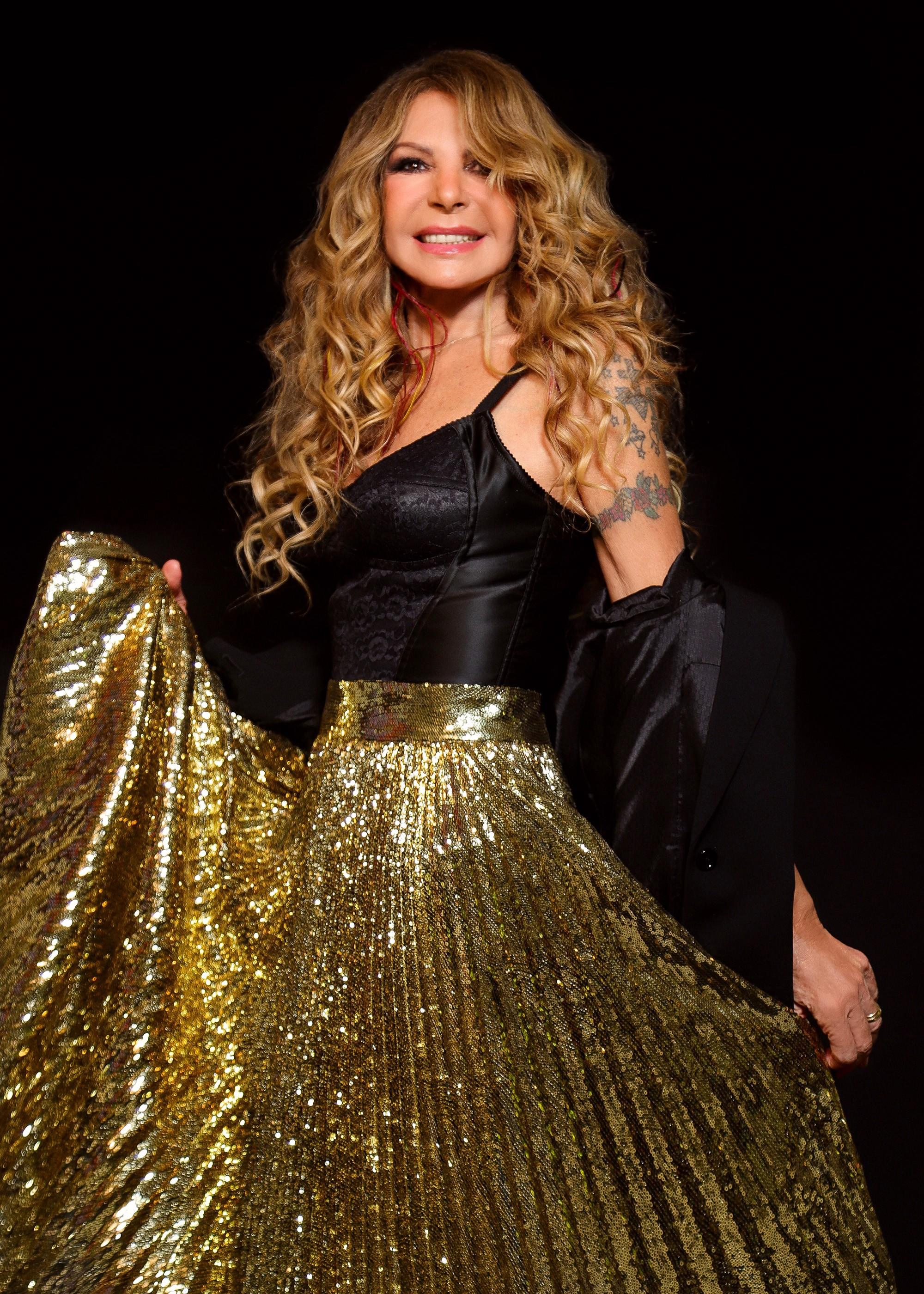 Elba Ramalho volta aos palcos de BH em comemoração aos 40 anos de carreira