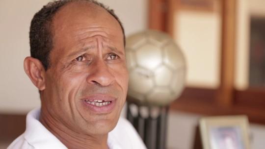 Achei! João Paulo, ex-jogador do Guarani