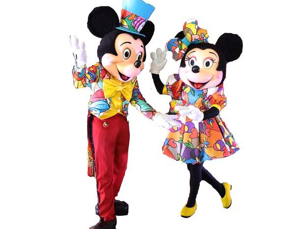 North Shopping jóquei recebe neste domingo (24), a atração cover 'Show de Mágica com a Turma do Mickey Mouse' (Foto: Cia Mix da Alegria/Divulgação)