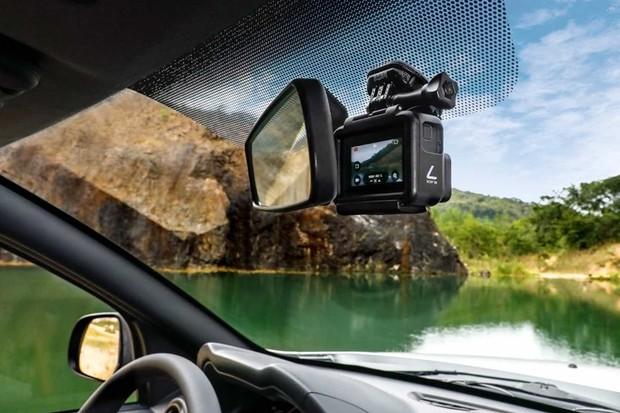 Renault Duster GoPro (Foto: Divulgação)
