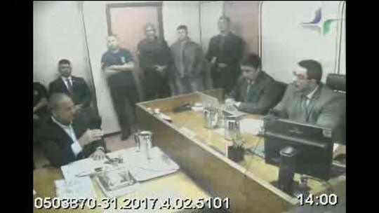Cabral admite que é dono de dinheiro repatriado pelos irmãos Chebar, operadores de esquema