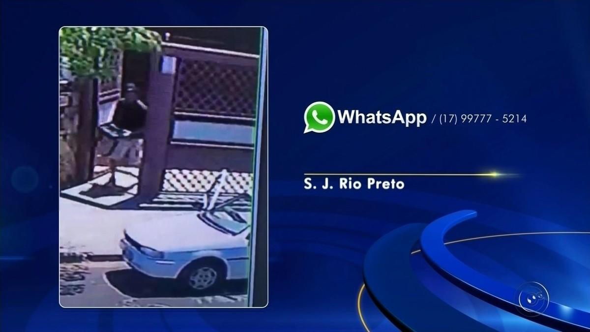 Ladrões invadem casa e furtam objetos em bairro de Rio Preto