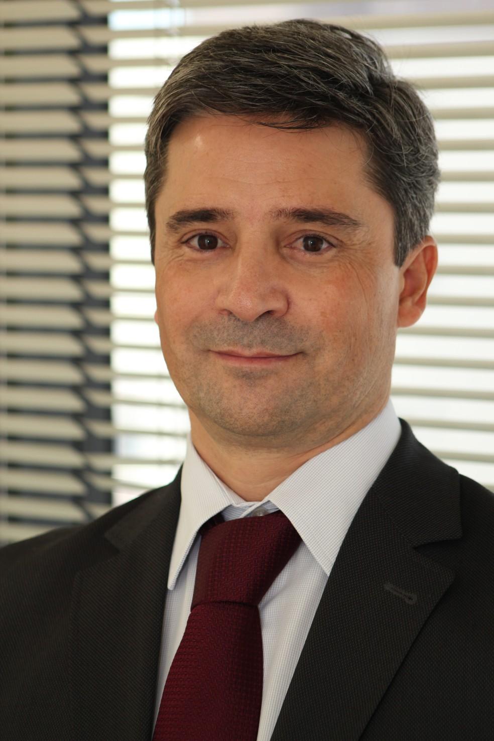 Dr. Fernando Sperandeo de Macedo (CRM 80140/SP) — Foto: Divulgação