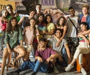Elenco de 'Malhação': Toda forma de amar'   TV Globo