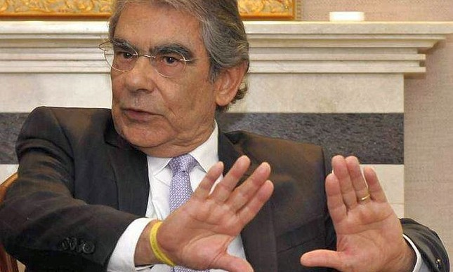 Carlos Ayres Britto, ex-presidente do STF