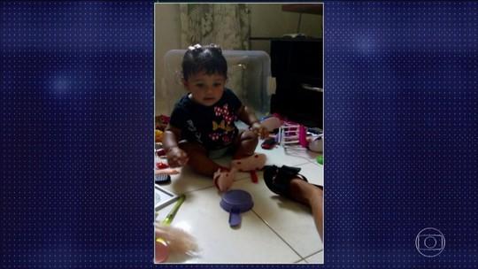 Bebê de 8 meses atropelada em Copacabana será sepultada hoje