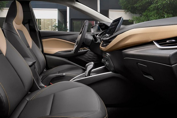 Chevrolet Onix Premiere Plus (Foto: Divulgação)