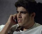 Caio Castro como Antenor em cena de 'Fina estampa' | Reprodução