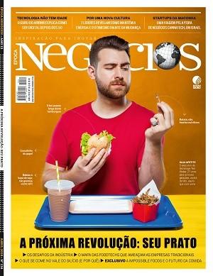 Edição de abril de 2018 de Época NEGÓCIOS - menor (Foto: Época NEGÓCIOS)