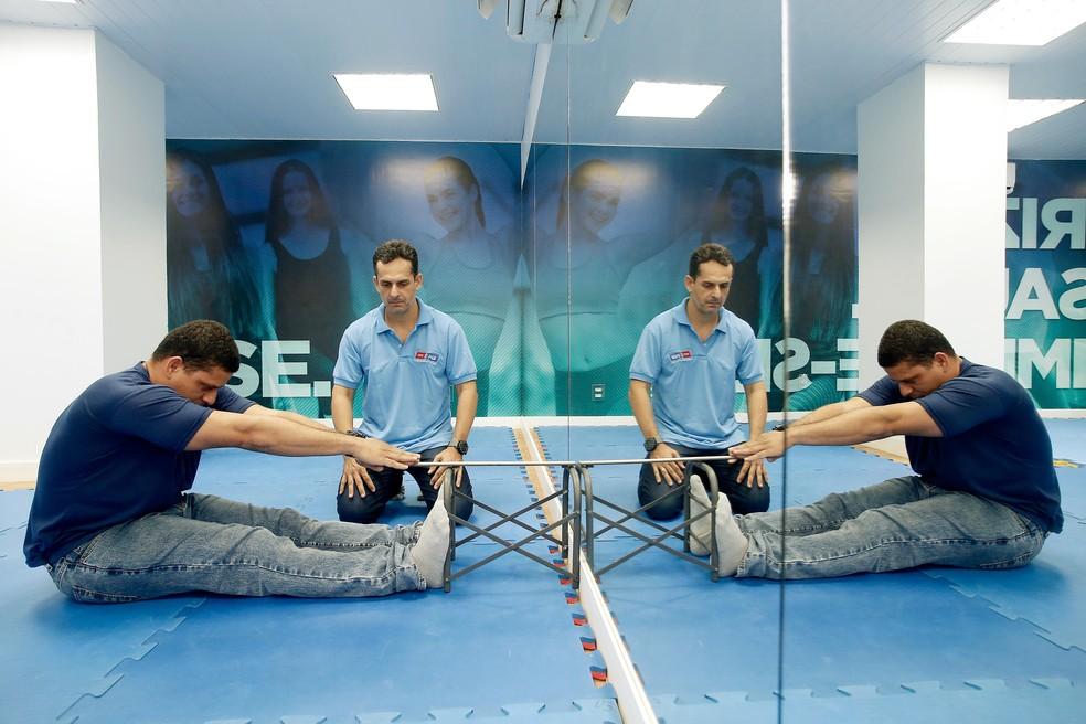 Exames de avaliação física são o primeiro passo para garantir qualidade de vida e cuidados com a saúde — Foto: Valter Andrade/Coperphoto/Sistema FIEB