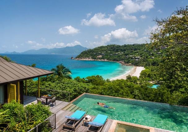 Four Seaons Seychelles, na Mahe Island (Foto: Divulgação)