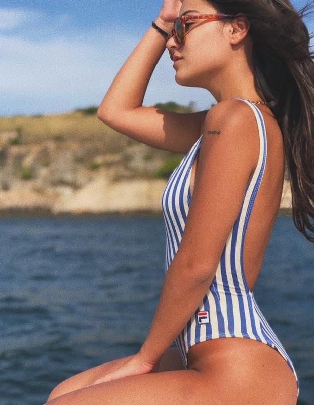 Giulia Buscaio  (Foto: Reprodução)