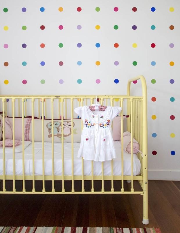decoração-quarto-bebê-infantil-criança (Foto: André Nazareth/Divulgação NaToca)