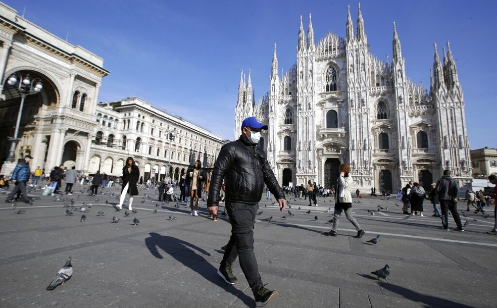Prefeito de Milão admite que errou ao apoiar campanha para cidade ...
