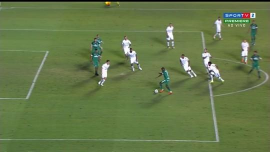 Ney Franco lamenta gol sofrido a partir de bola parada e chances perdidas pelo Goiás