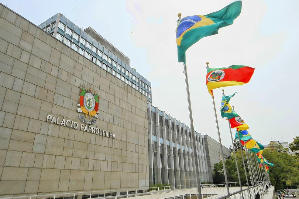 Assembleia Legislativa do RS   — Foto: Galileu Oldenburg/ALRS/Divulgação