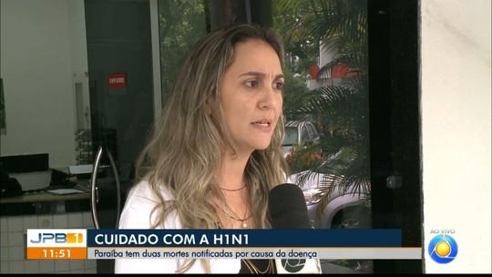 Paraíba registra duas mortes com suspeita de H1N1 em 2019, diz Secretaria de Saúde