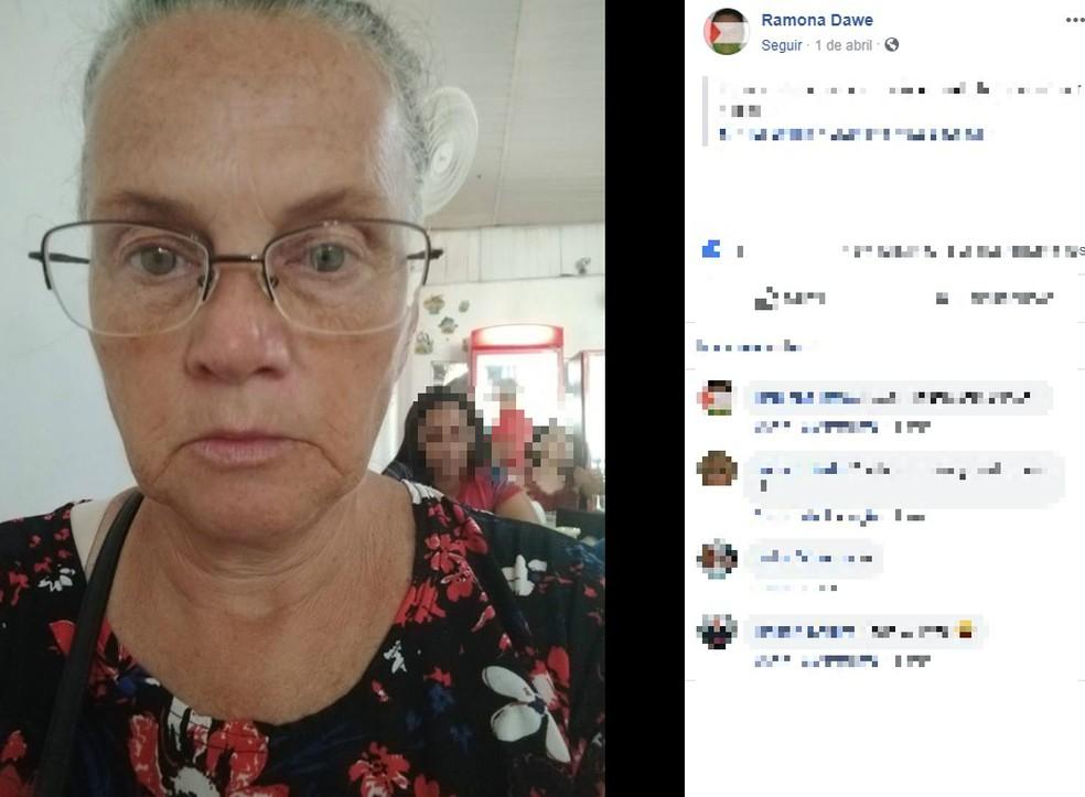 Empresária foi encontrada morta no sul da Bahia  — Foto: Reprodução / Redes Sociais