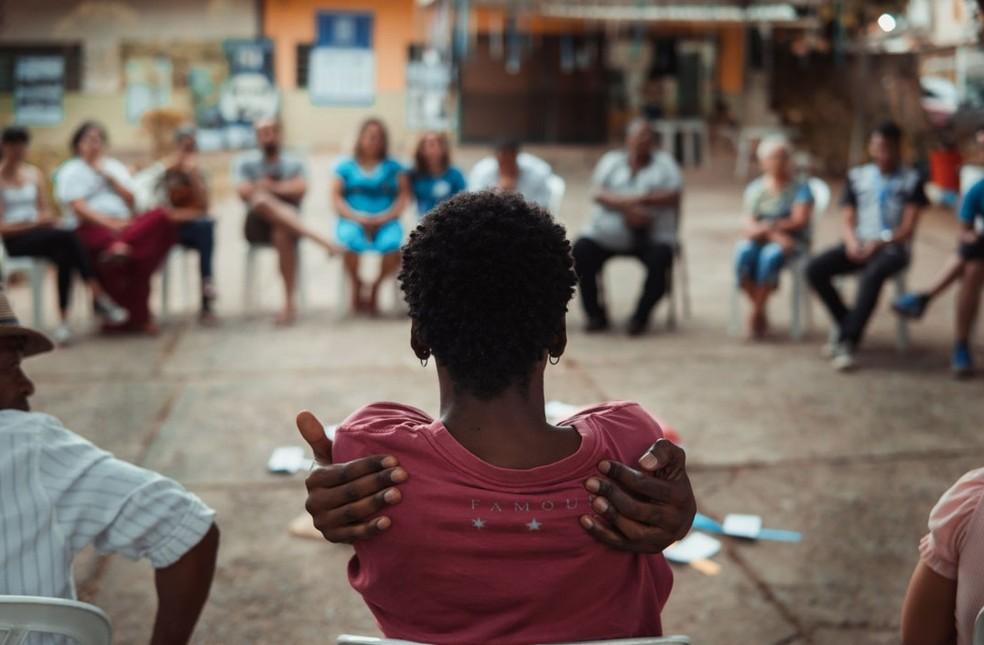 Foto de Rubens Oliveira, selecionada no Festival Foto de Quebrada — Foto: Rubens de Oliveira