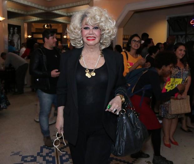 Jane di Castro (Foto: Daniel Pinheiro/AgNews)