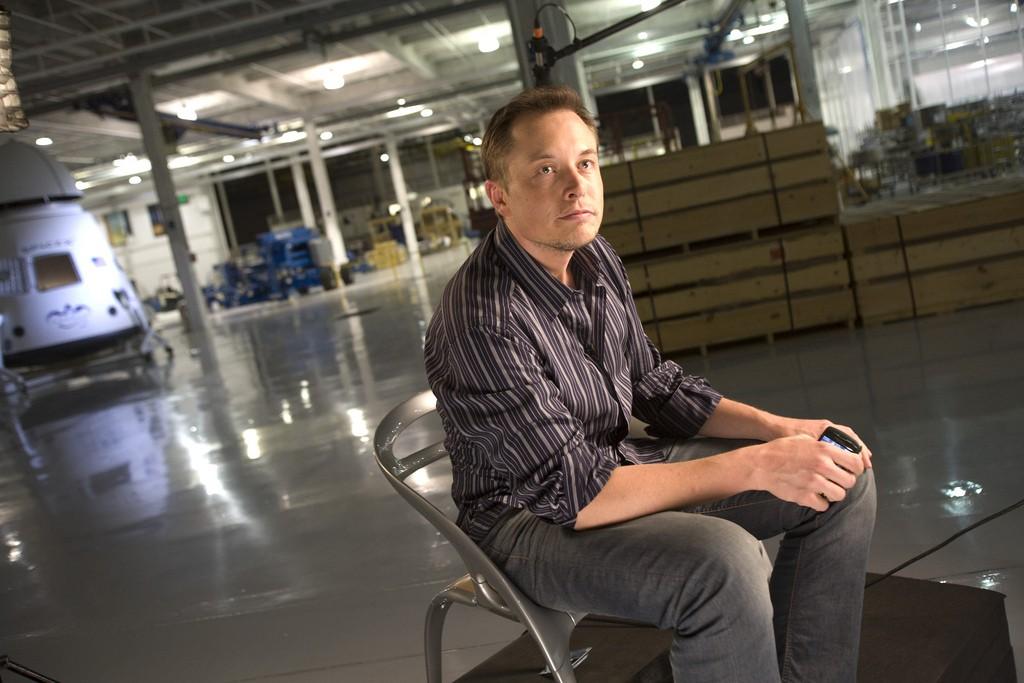 Elon Musk, dono da Tesla e da SpaceX, colabora com o governo tailandês no resgate de crianças presas em caverna (Foto: Flickr/OnInnovation)