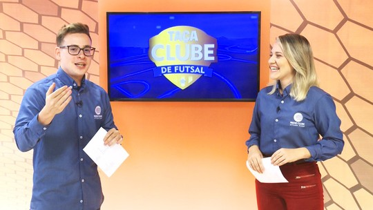 Parma x JES e AABB x Cajuína: Taça Clube de futsal conhece finalistas; assista ao pré-jogo das semifinais