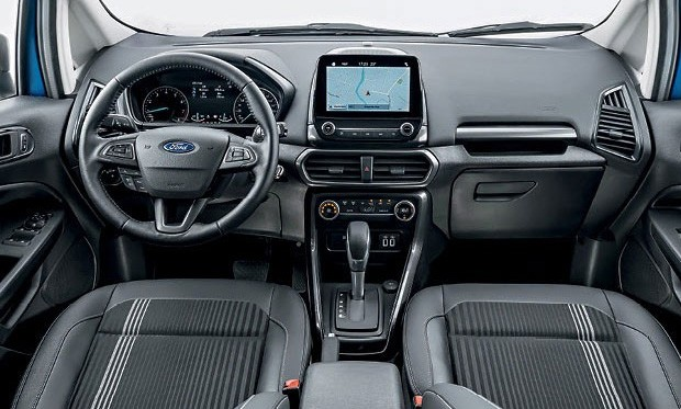 Ford EcoSport 1.5 Freestyle (Foto: Ford)