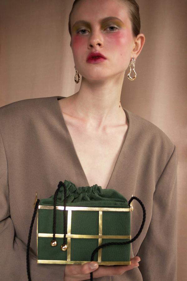 A bolsa Peggy, de Paola Vilas (Foto: Divulgação)