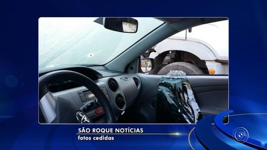 Motorista da Uber é encontrado morto a tiros dentro de carro em São Roque