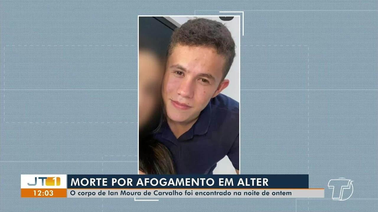 Corpo de jovem que desapareceu após mergulhar no rio Tapajós, em Santarém, é encontrado