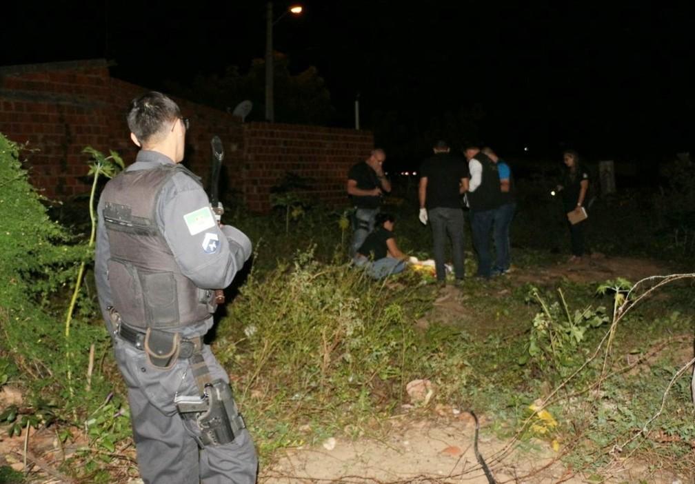 Ações de combate à criminalidade no estado têm se mostrado ineficientes  (Foto: Marcelino Neto)