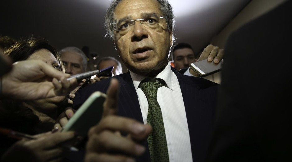 Paulo Guedes (Foto: Fabio Rodrigues Pozzebom/Agência Brasil)