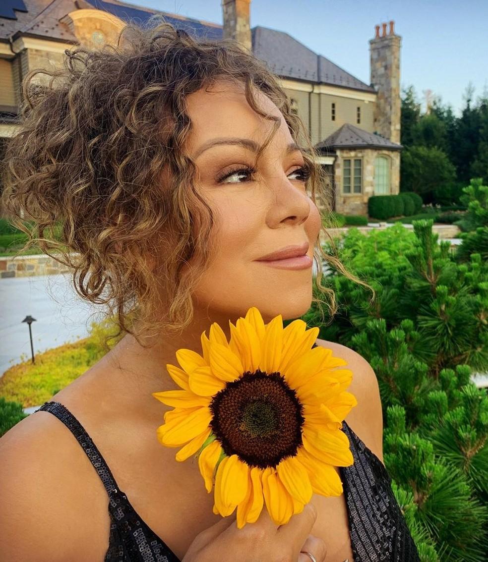 Alessandra Negrini, Mariah Carey... Veja as famosas que completaram 50 anos na quarentena | Moda e Beleza | Gshow
