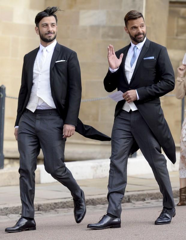 Photo © 2018 REX Features/Shutterstock /The Grosby GroupThe wedding of Princess Eugenie and Jack Brooksbank, Departures, Windsor, Berkshire, UK -  12 Oct 2018 (Foto: REX Features/Shutterstock /The G)