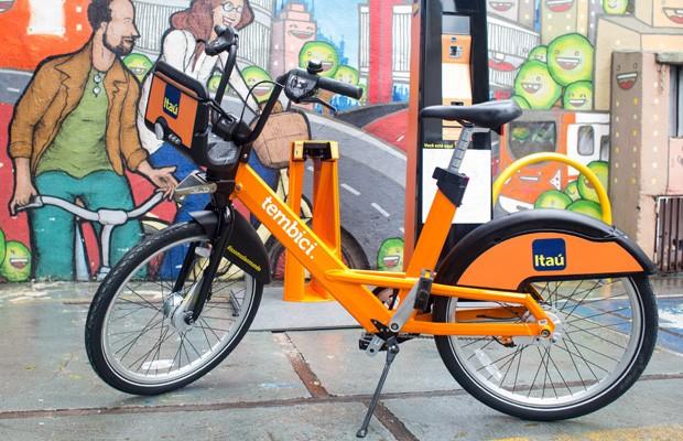 Bike Sampa (Foto: Divulgação)
