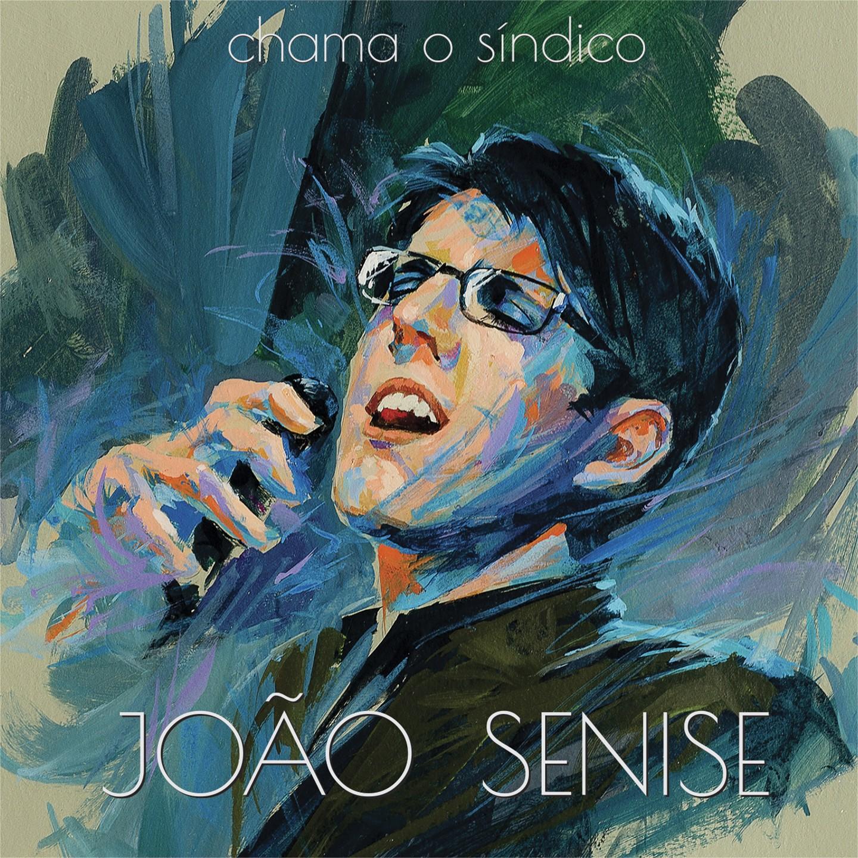 João Senise 'chama o Síndico', com baladas e funks, em disco lançado 20 anos após a morte de Tim Maia