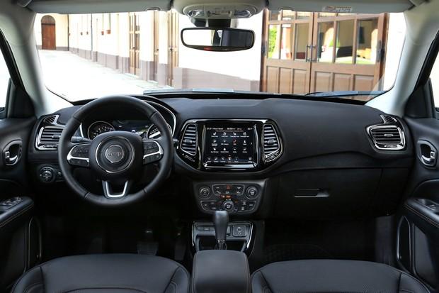 Novo Jeep Compass 2021 (Foto: Divulgação)