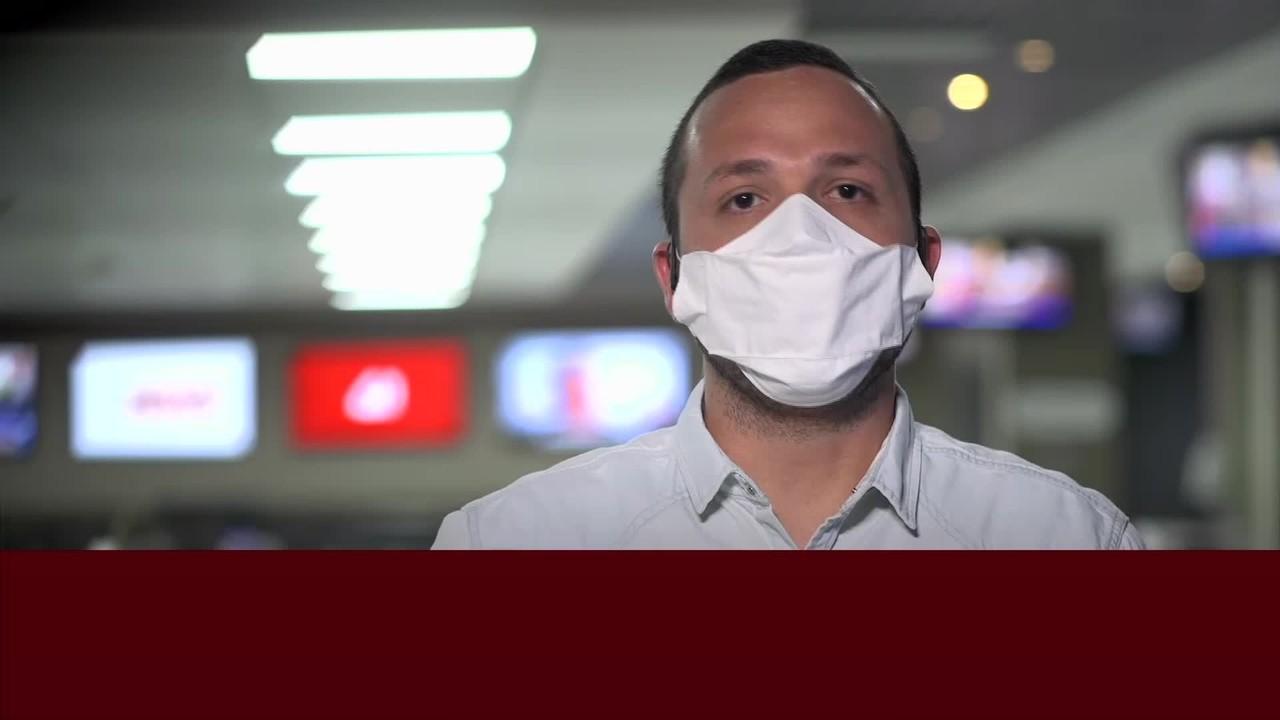 G1 em 1 Minuto: Pandemia cresce em 22 regiões do DF, diz estudo da UnB