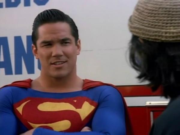 Dean Cain em Lois & Clark - As Novas Aventuras do Superman (Foto: Reprodução )