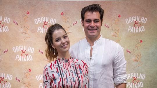 Nathalia Dill e Thiago Lacerda se despedem de Elisabeta e Darcy e fazem balanço de 'Orgulho e Paixão'