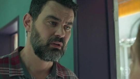 Rafael rejeita Gabriela: 'Nunca soube quem você era de verdade'