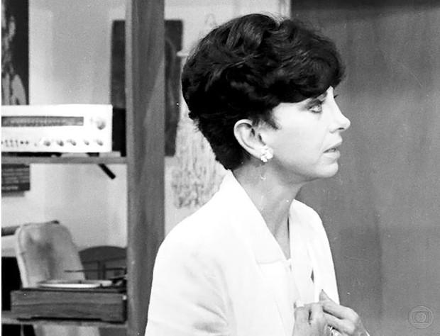 Beatriz Segall em Água Viva (1980) (Foto: Nelson Di Rago/TV Globo)