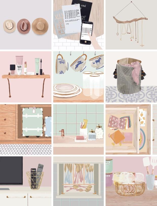 Limpeza e Organização - Magazine cover