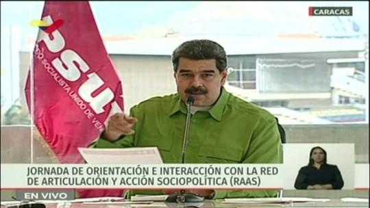 Ariel Palacios: Maduro não vai à ONU por medo de tentativa de golpe