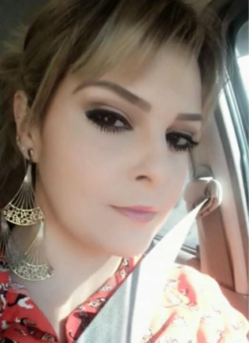 Polícia concluiu que maquiadora foi morta pelo noivo — Foto: Reprodução EPTV
