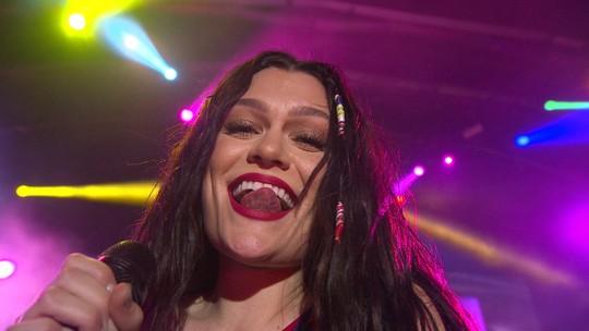 """Jessie J canta """"Bang Bang"""" no Rock in Rio"""