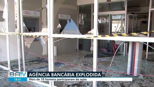 Destaques do dia: Sobe para 150 o número de ataques a banco na Bahia em 2019