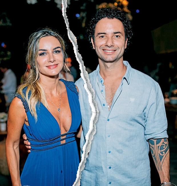 Marco Luque e Flavia Vitorino (Foto:  )