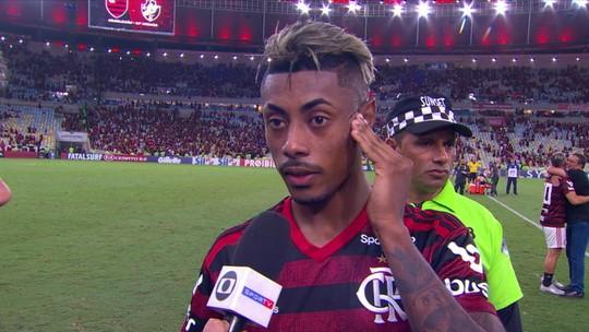 """""""Sinais de descontrole"""". Redação debateu atuação do Flamengo em clássico contra o Vasco"""