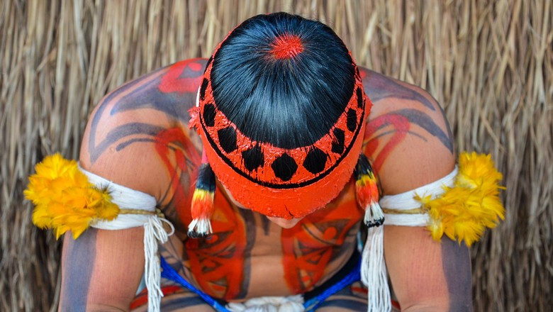 funai-indigena-indio-indígena (Foto: Divulgação/Funai)